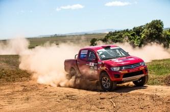 Rali cross-country de velocidade é o mais tradicional do País. Foto: Ricardo Leizer/Mitsubishi