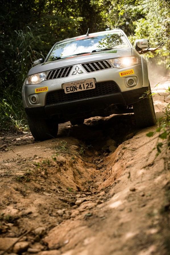 Etapa marca a chegada do Motorsports à região Nordeste. Foto: David Santos Jr / Mitsubishi