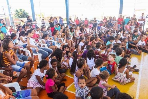 O Projeto Ideia Fixa realiza ação com o Rally Baja Jalapão pelo 3o. ano (Sanderson Pereira/Photography)