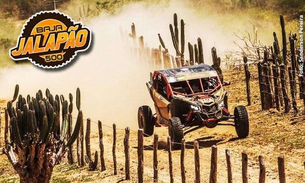 Rally Jalapão 500: Inscrições estão abertas e será em junho