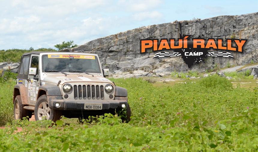 Prova de alto nível técnico, coroa com sucesso o Piauí Rally Camp