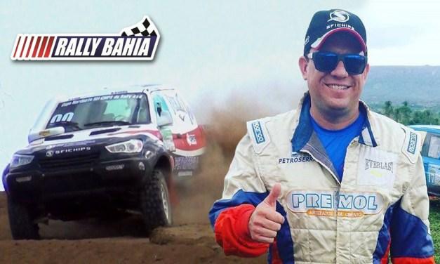 Frio, chuva, lama e um bom resultado para Roberto Cunha