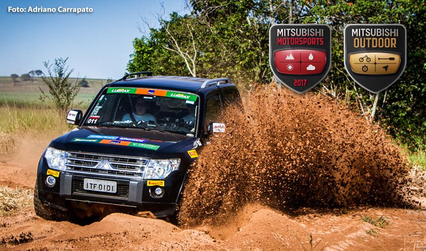 Ralis da Mitsubishi desbravam trilhas em meio à natureza em Ribeirão Preto (SP)