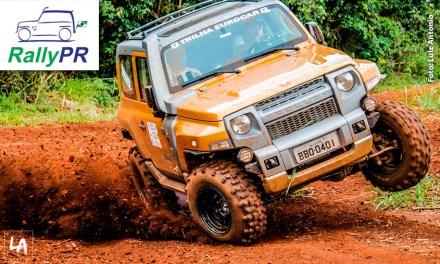 Rally Paraná: Etapa de Cambira contou com muita aventura e adrenalina