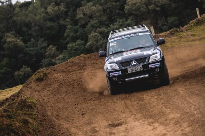 Transcatarina tem a categoria Amigos do Rally, realizada no último dia de evento (Victor Eleutério/DFOTOS)