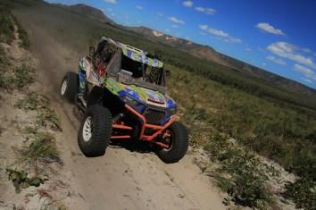 Leandro Torres e Lourival Roldan, são os atuais campeões do Dakar nos UTVs (Luciano Santos/DFotos)