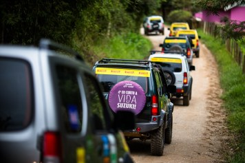Muita aventura e diversão para quem tem um Suzuki. Foto: Tom Papp/Suzuki
