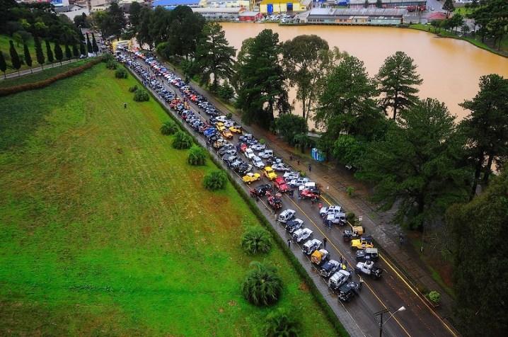 De 11 a 15 de julho, mais de 80 cidades brasileiras estarão no Transcatarina (Duda Bairros/DFOTOS)