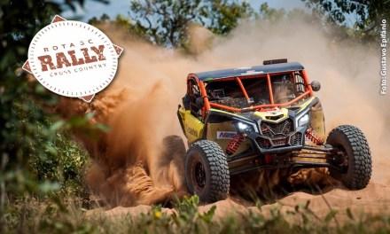 UTVs a caminho de SC para as etapas do Brasileiro de Rally Cross Country
