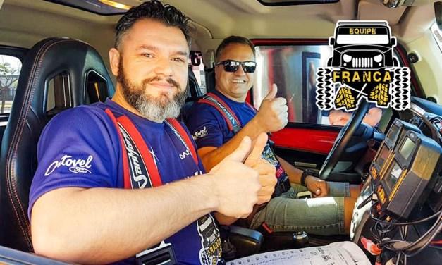 Trancos & Barrancos vence Rally de Franca na categoria Graduados