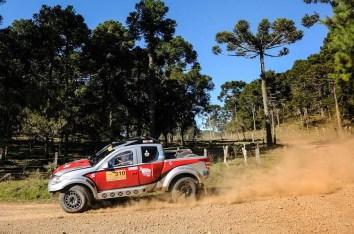 Equipe foi a mais rápida também na Especial 2 (130 km) com 2h05m39s. Foto: Doni Castilho/DFotos