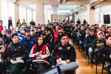 Concentração dos participantes será em Fraiburgo, SC, no Hotel Renar (Victor Eleutério/DFOTOS)