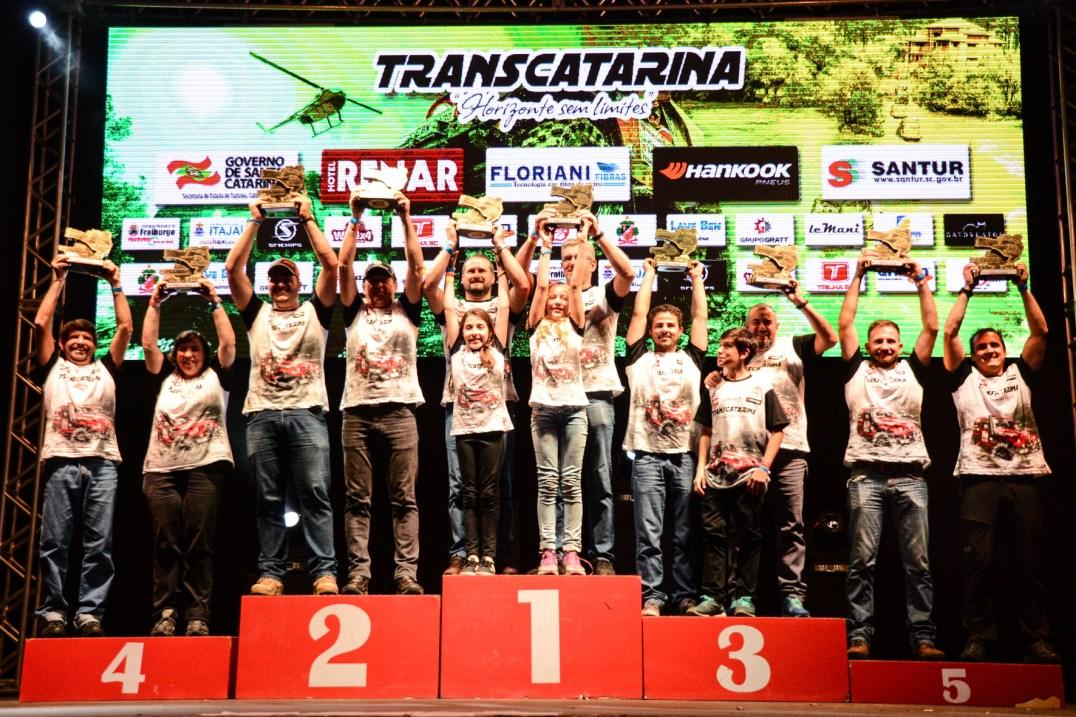 Na Amigos do Rally, os vencedores foram Maurício Barkema e Gilberto Marcowicz (Victor Eleutério/DFOTOS)