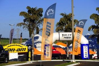 São Manuel sediou a primeira edição do Rally de Inverno (Luciano Santos/DFotos)