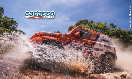 Dupla Fábio Cadasso/João Afro será uma das representantes do Maranhão no Rally dos Sertões