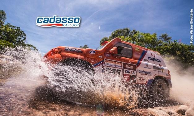 Rally dos Sertões: Equipe Cadasso Racing deixou São Luís (MA) rumo a Goiânia (GO)