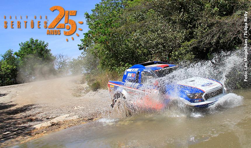 Lista de inscritos do Rally dos Sertões 2017