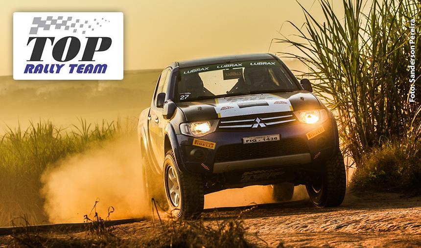 Top Rally Team apresentará equipe no Rally dos Sertões 2017 em Itaipava/RJ