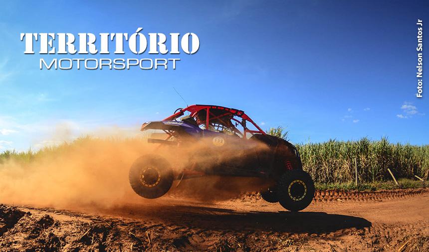 Garrett e Território Motorsport juntos em mais um Rally dos Sertões