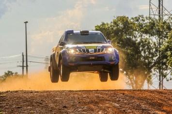 Equipe Top Rally Team conquistou o título do Rally dos Sertões em 2015 (Sanderson Pereira/Photography)