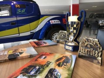 A Top Rally Team é detentora do título do Rally dos Sertões 2015 (SProduction) (Divulgação)