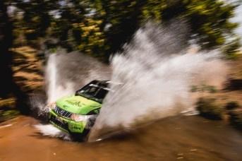 Resultado apertado: com 25 centésimos, Bulldog Racing ocupou o terceiro lugar (Victor Eleutério/Fotop)