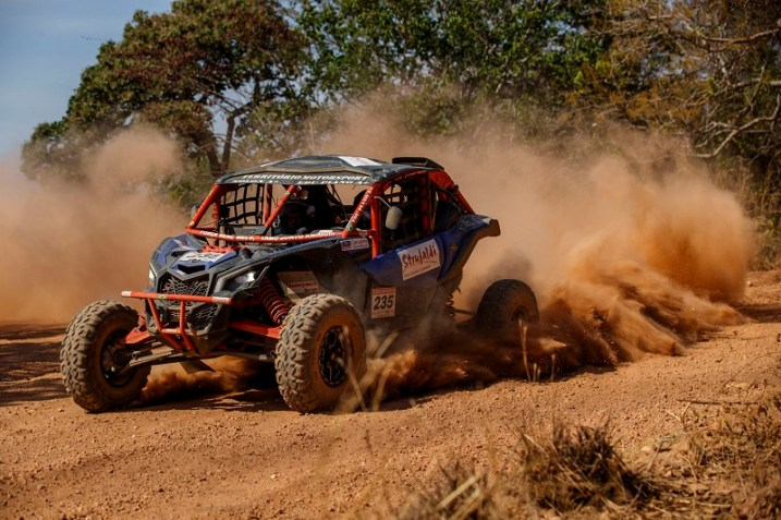 Hexacampeões do rali competem pela UTV Pró Turbo na 25a edição (Vinícius Branca/Fotop)