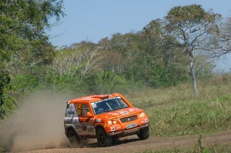 Cadasso Racing na última etapa do Rally dos Sertões, no sábado (Doni Castilho/DFotos)