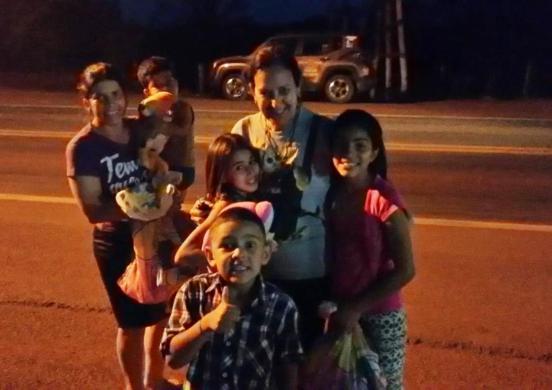 Ação noturna no Mato Grosso do Sul