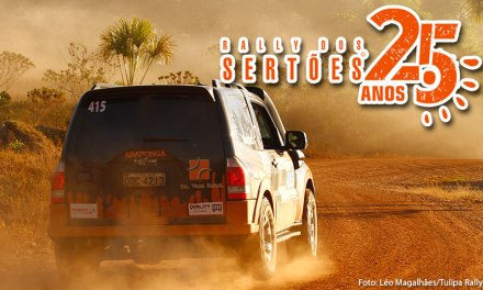 Rally dos Sertões: ritmo acelerado aos competidores do Regularidade