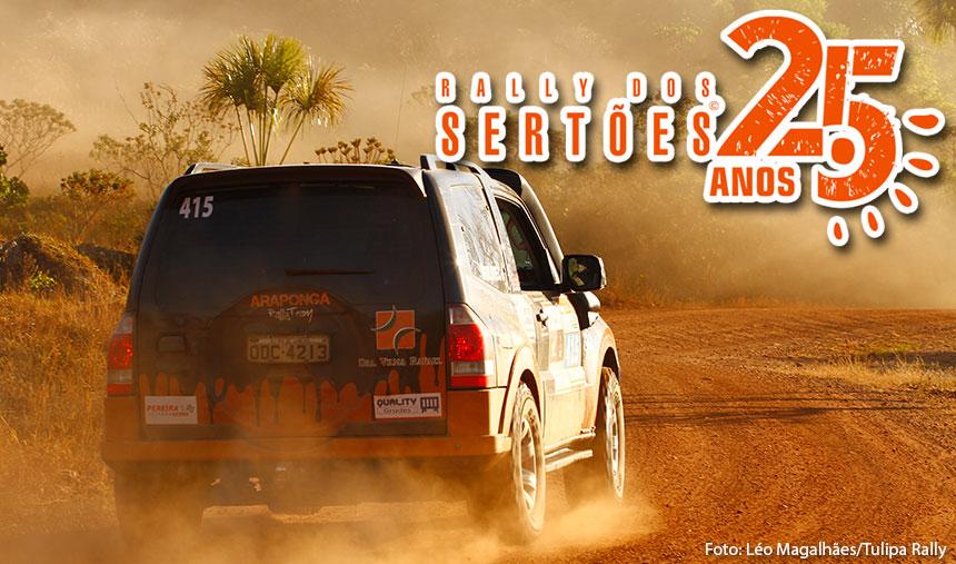 Rally dos Sertões chega ao Mato Grosso do Sul e entra na reta final