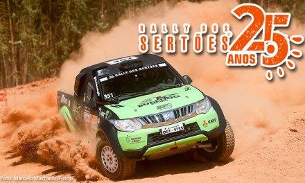 Rally dos Sertões: Bulldog Racing entra no jogo e crava o terceiro lugar na classificação acumulada