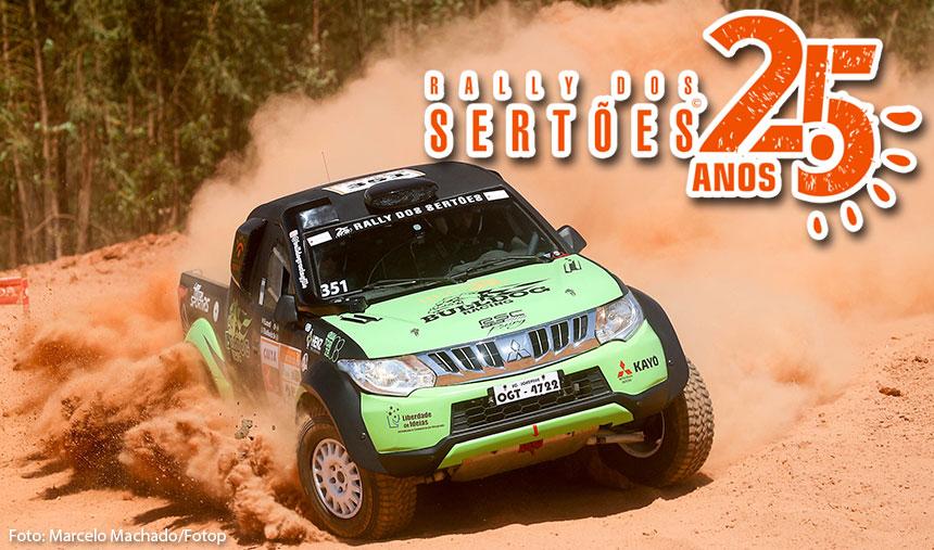 Rally dos Sertões: Bulldog Racing defende com maestria a vice liderança da Pró Brasil