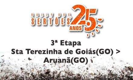 25º Rally dos Sertões – 3º dia – Final da etapa maratona, quem corre hoje são os mecânicos!