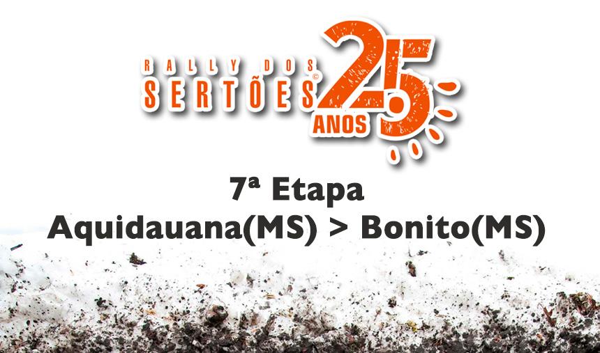 25º Rally dos Sertões – 7º dia
