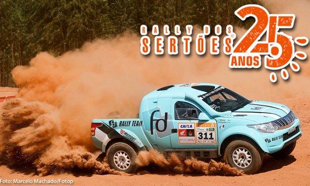 Rally dos Sertões: Glauber Fontoura e Minae Miyauti são campeões na Pró Brasil