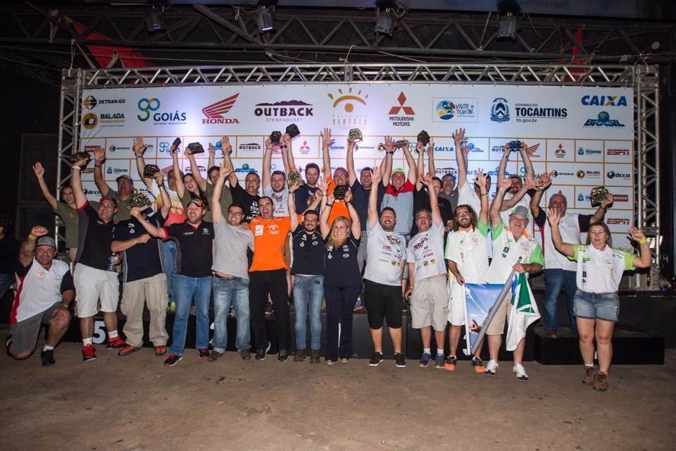Rally dos Sertões 2016 SFI CHIPS (Crédito Divulgação)