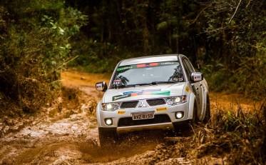 Muitos desafios 4x4. Foto: Adriano Carrapato / Mitsubishi
