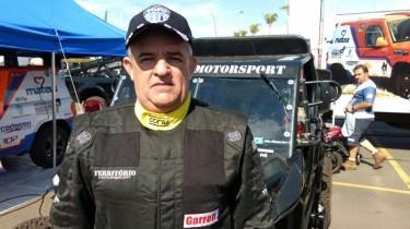 Mendes: Cearense com o maior número de títulos no Rally dos Sertões (Divulgação)