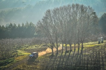 O Rally Transcatarina completará 10 anos de existência em 2018 (Duda Bairros /DFOTOS)