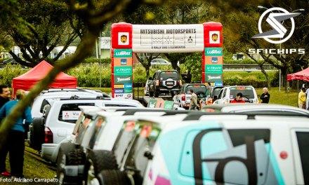 SFI CHIPS vence as três categorias do Mitsubishi Motorsports em Curitiba