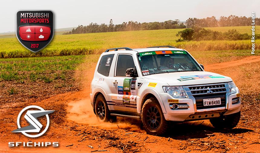 SFI CHIPS prepara cobertura especial para a final dos rallys da Mitsubishi 2017