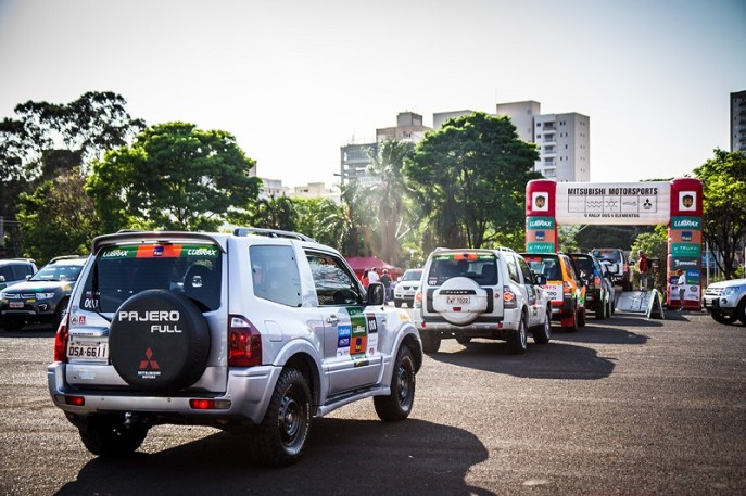 Mitsubishi Motorsports (Crédito Adriano Carrapato)