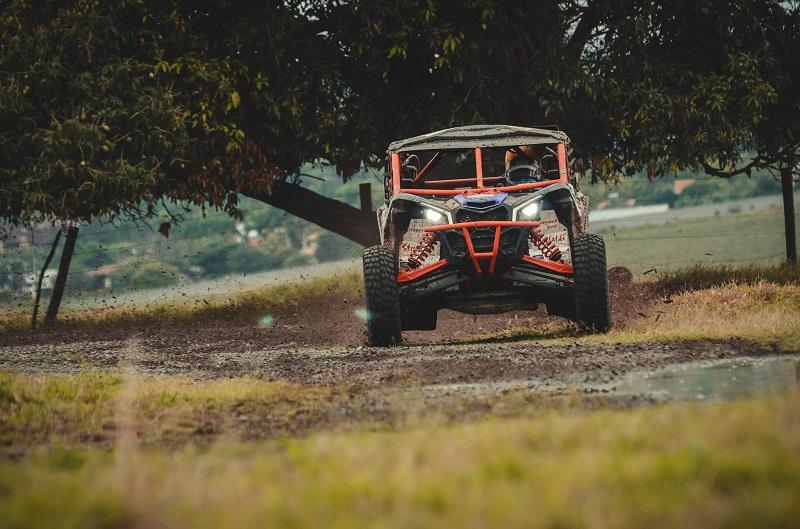 Rali teve 244 km de Especiais, sendo 122 em cada dia (Pedro H. Santos/ Photo Action)