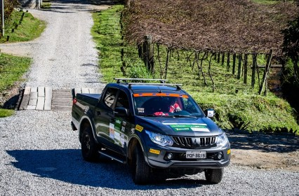 Podem participar do Mitsubishi Outdoor versões 4x4 dos veículos da marca. Foto: Tom Papp / Mitsubishi