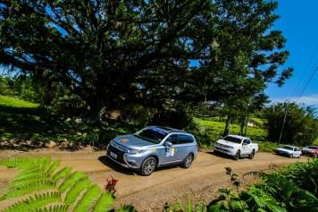 Modelos 4x4 da Mitsubishi podem se inscrever. Foto: Cadu Rolim / Mitsubishi