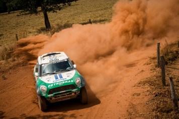 Mini All4 Racing - Rally dos Sertões 2017. Foto: Marcelo Maragni