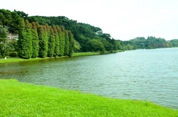 Lago São Bernardo (Crédito Aline Ben)