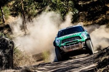 Mini All4 Racing em Portugal. Foto: MCH Photo