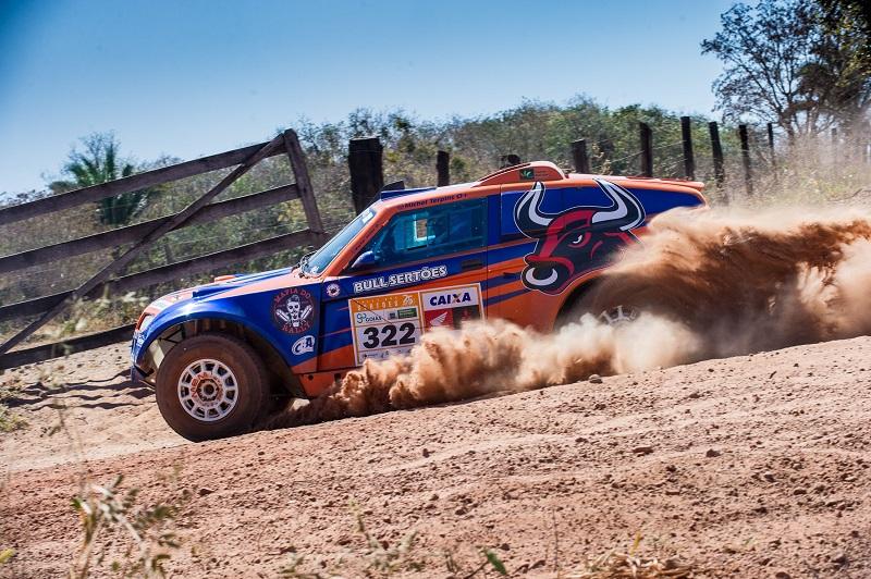 Michel Terpins/Beco Andreotti competem na categoria Protótipos T1 (Doni Castilho/DFotos)